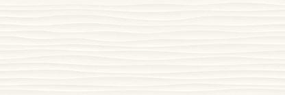 Marazzi Eclettica - M1J4 WHITE WAVE 3D