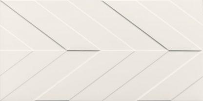 Marca Corona 4D - D730 CHEVRON WHITE