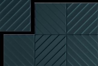 Marca Corona 4D - E065 DIAGONAL DEEP BLUE