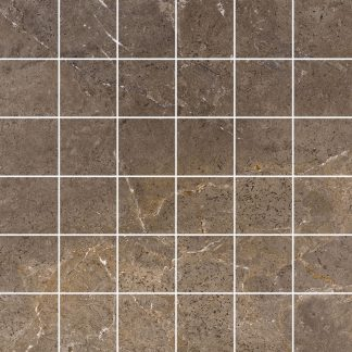 Porcelaingres De Tiles - Royal Stone - IMPERIAL BROWN MOZ