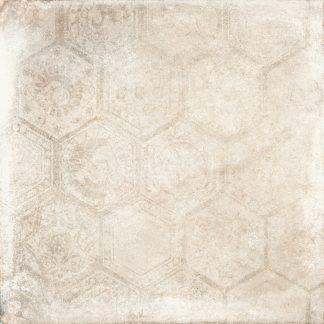 Porcelaingres De Tiles - Soft Concrete - HEXAGON BROWN