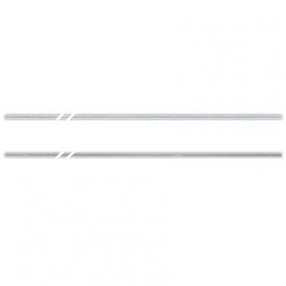 Profilitec hlinikove sokle listely - listely