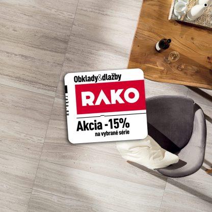 Dlažba Rako Alba - zľava Rako -15%