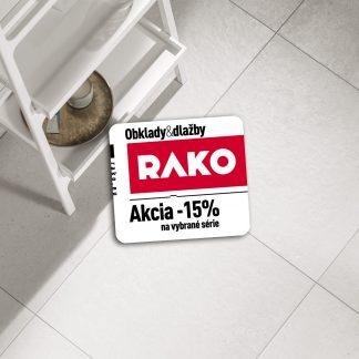 Dlažba Rako Base - zľava Rako -15%
