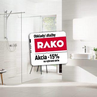 Kúpeľne Rako Boa - zľava Rako -15%