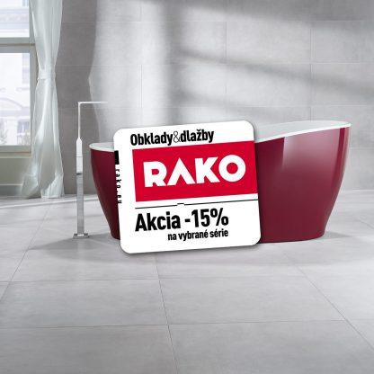Dlažba Rako Extra - zľava Rako -15%