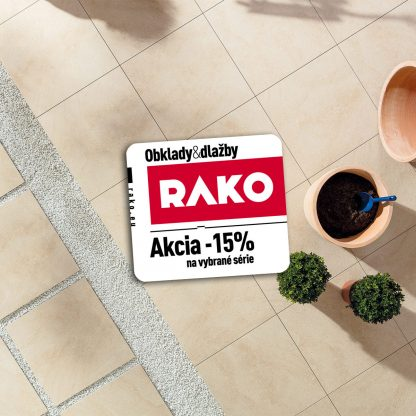 Dlažba Rako Kaamos Outdoor - zľava Rako -15%