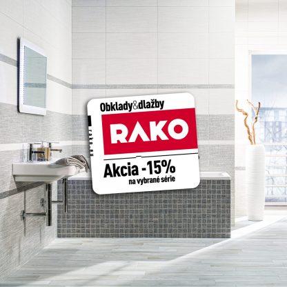 Kúpeľne Rako Next