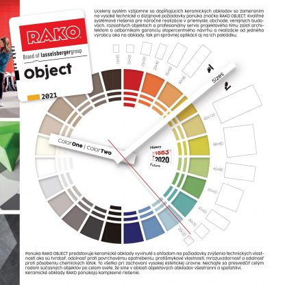 Rako Object - Color One