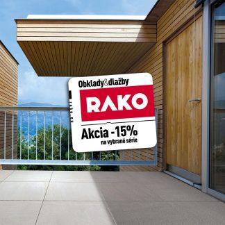 Dlažba Rako - Quarzit Outdoor - zľava Rako -15%