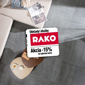 Dlažba Rako Quarzit - zľava Rako -15%