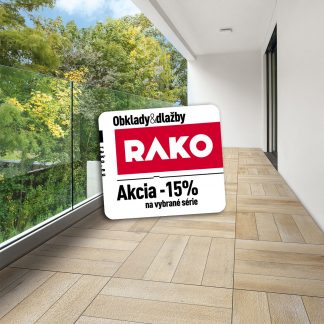 Dlažba Rako Saloon Outdoor - zľava Rako -15%