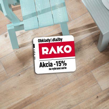 Dlažba Rako Saloon - zľava Rako -15%