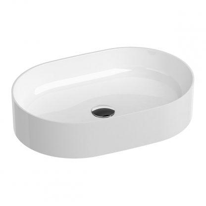 Ravak Ceramic Slim O - keramické umývadlo