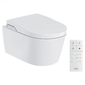 Roca In-Wash Inspira - WC závesné s diaľkovým ovládaním