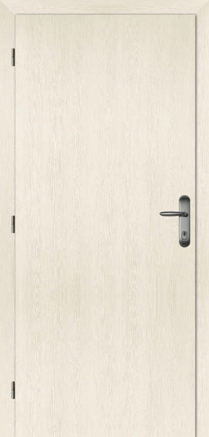 Solodoor Dvere - DPO Požiarne dvere EI30/EW30, EI45/EW45 SOLO 3d cremeline