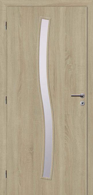 Solodoor Dvere - GABRETA 2 solo 3d bradlono