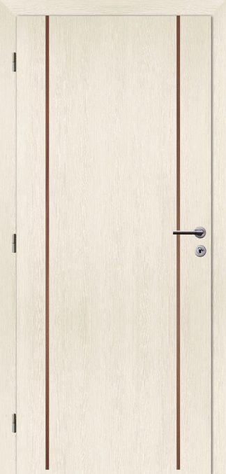 Solodoor Dvere - LINIE 2 solo 3d cremeline