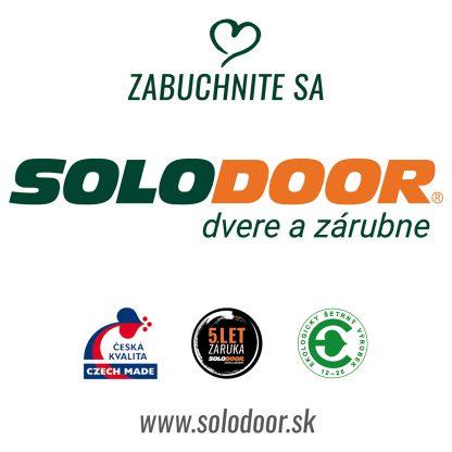 Solodoor - dvere a zárubne