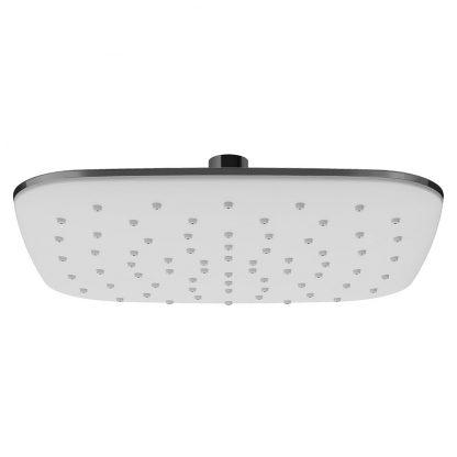 Sprchy Ravak - hlavova ABS stvorcova biela