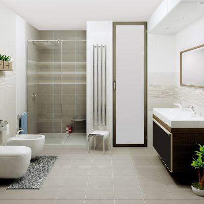 Kúpeľne Square Affair - Habitat