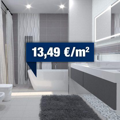 Kúpeľne Square Affair - Habitat (akcia)