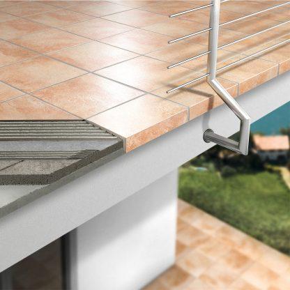 Stroher Dlazby Schody Balkony Terasy - glazovana dlazba