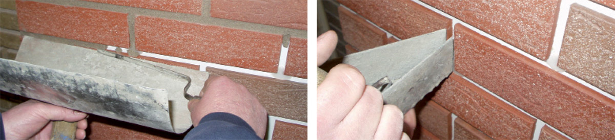Stroher Fasadne Obklady - Keraprotect Zeitlos skarovanie
