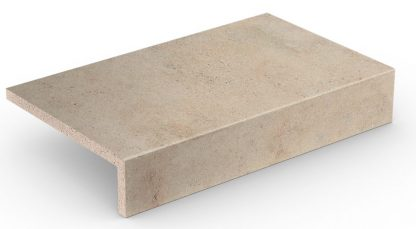 Stroher - glazované dlažby schody balkóny terasy - Keraplatte Gravel Blend 4815/960 BEIGE