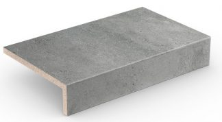 Stroher - glazované dlažby schody balkóny terasy - Keraplatte Gravel Blend 4815/962 GREY