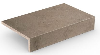 Stroher - glazované dlažby schody balkóny terasy - Keraplatte Gravel Blend 4815/964 TAUPE