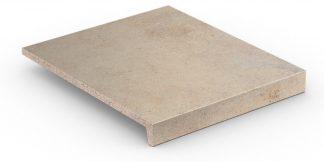 Stroher - glazované dlažby schody balkóny terasy - Keraplatte Gravel Blend 9430/960 BEIGE