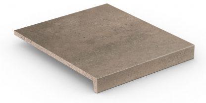 Stroher - glazované dlažby schody balkóny terasy - Keraplatte Gravel Blend 9430/964 TAUPE