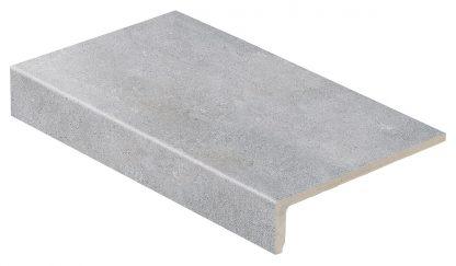 Stroher - glazované dlažby schody balkóny terasy - Keraplatte Zoé 4815/970 GREY