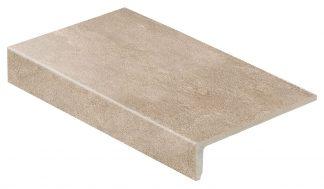 Stroher - glazované dlažby schody balkóny terasy - Keraplatte Zoé 4815/972 TAUPE