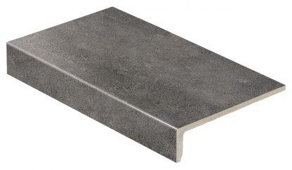 Stroher - glazované dlažby schody balkóny terasy - Keraplatte Zoé 4815/973 ANTHRACITE