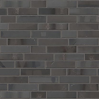 Stroher - fasádne obklady - Brickwerk - 8145/650 EISENSCHWARZ
