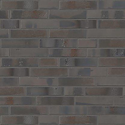 Stroher - fasádne obklady - Brickwerk - 8145/652 MOORBRAUN