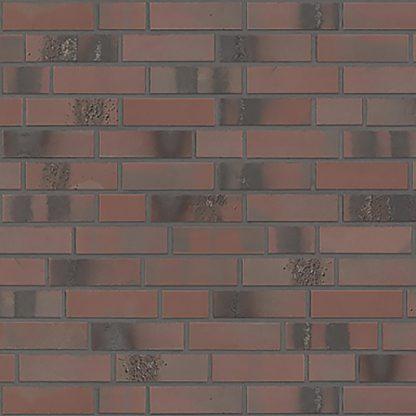 Stroher - fasádne obklady - Brickwerk - 8145/655 VIOLETTROT