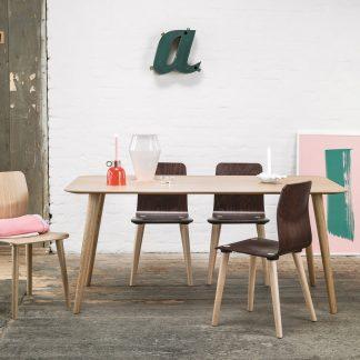 Stoličky a stoly TON - Malmö