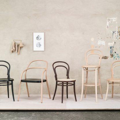 Ohýbané stoličky TON