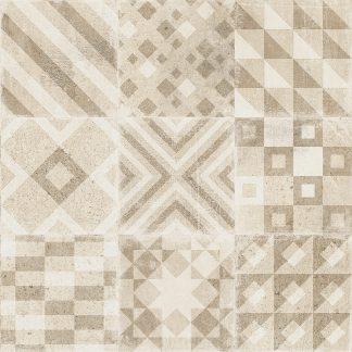 Tilezza Impressione - BEIGE MAIOLICA 60x60