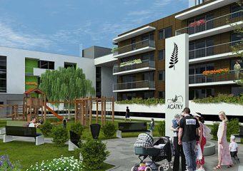 Bytový komplex Agátky, Stupava - obrázok 1