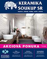 Akcia – Obklady a dlažby, kúpeľne, sanita – 2/2020