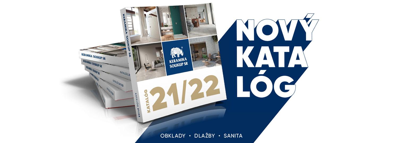 Banner - Nový katalóg 2021