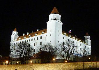 Bratislavský hrad - obrázok 2
