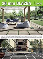 Akcia - Dlažba 20mm outdoor 2020