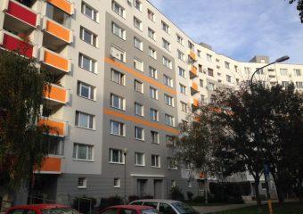 Fasády - Komplexná obnova bytového domu - ul. Kríkova, Bratislava - obrázok 6