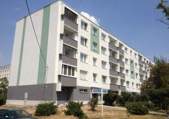 Fasády - Komplexná obnova bytového domu - ul. Toryská, Bratislava - obrázok 4