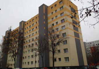 Fasády - Obnova bytového domu - Šamorín - obrázok 2